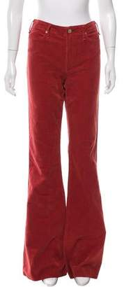 McGuire Denim Corduroy Flared Pants