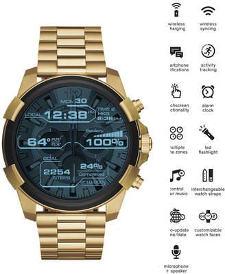 Diesel Smartwatches 00QQQ - Gold