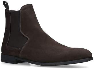 Harry's of London Suede Mark Chelsea Boots