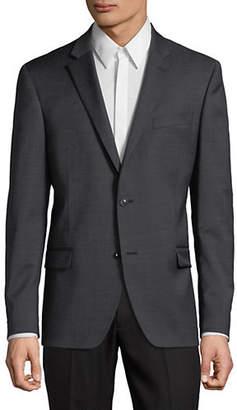Tommy Hilfiger Slim-Fit Wool-Blend Sport Jacket