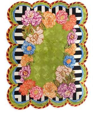 Mackenzie Childs MacKenzie-Childs Cutting Garden Rug, 8' x 10'