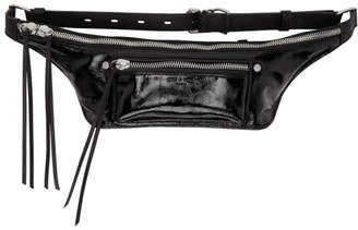 Rag & Bone Black Ellis Fanny Pack