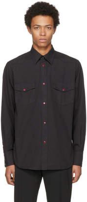 Cobra S.C. Black Western Shirt