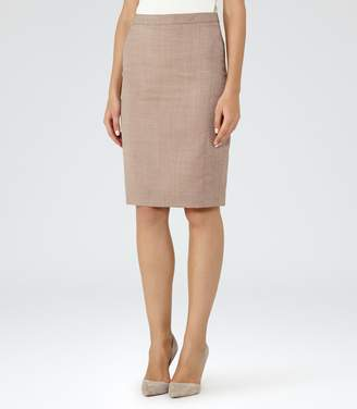 Reiss Turner Skirt Tailored Pencil Skirt