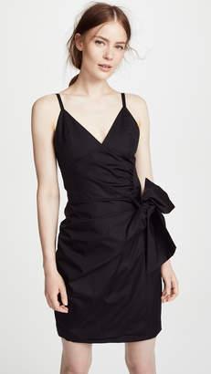 Victoria Beckham Victoria Front Tie Dress