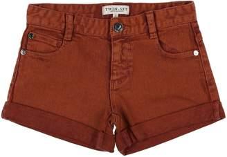 Twin-Set Denim shorts - Item 42599896FA