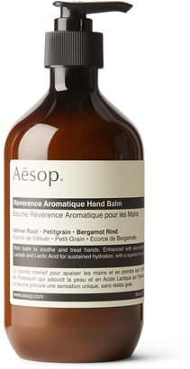 Aesop Reverence Aromatique Hand Balm, 500ml