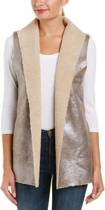 Velvet by Graham & Spencer Marlowe Reversible Vest