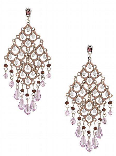 Amy Chandelier Earrings