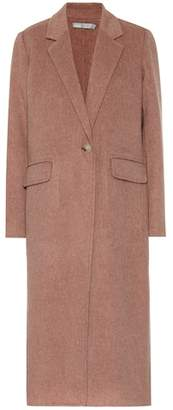 Vince Wool and alpaca-blend coat