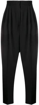 Alberto Biani high-waist tailored trousers