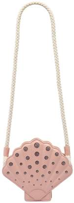 Stella McCartney Seashell Faux Leather Bag