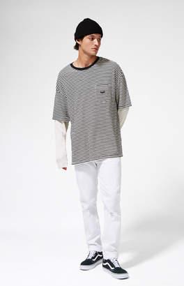 Calvin Klein Skinny Destroy White Jeans