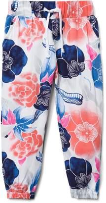 Gymboree Floral Joggers