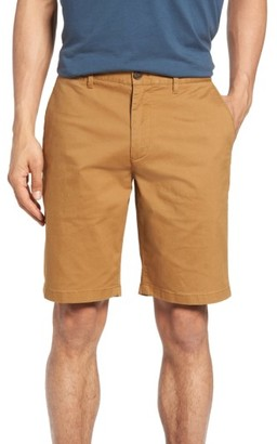 Men's Bonobos Stretch Washed 9-Inch Chino Shorts $78 thestylecure.com