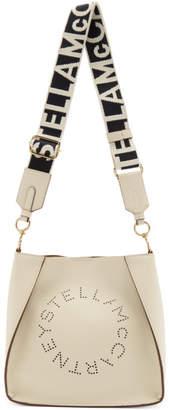 Stella McCartney White Eco Soft Mini Crossbody Shoulder Bag