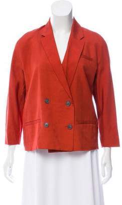 Diane von Furstenberg Keyroon Two Silk Blazer w/ Tags