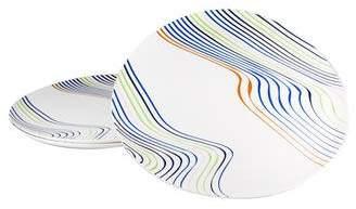 Diane von Furstenberg Streamline Serving Platters
