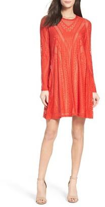 Women's Bcbgmaxazria Natyly A-Line Dress $198 thestylecure.com
