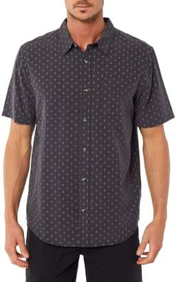 O'Neill Jack Home Grown Pineapple Sport Shirt