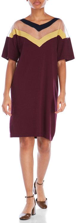 roberto collina Eighties Sweater Dress