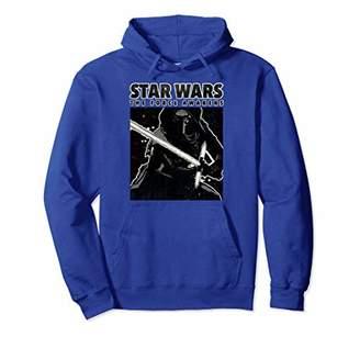 Star Wars Kylo Ren The Force Awakens Poster Pullover Hoodie