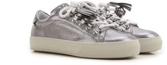 Tod's Sportivo Xk Metallic Sneakers
