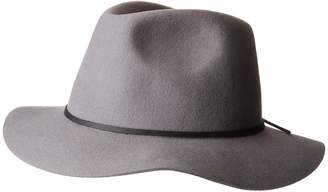Brixton Wesley Fedora Traditional Hats