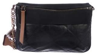 Lanvin Quilted Chain Shoulder Bag Black Quilted Chain Shoulder Bag