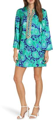Lilly Pulitzer R) Gracelynn Stretch Shift Dress