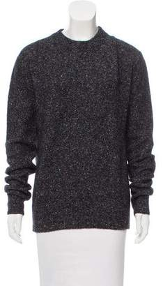 Joseph Mélange Crew Neck Sweater