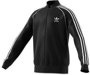 adidas Unisex Track Jacket - Big Kid