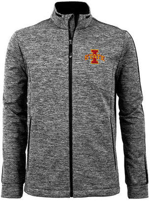 Antigua Men's Iowa State Cyclones Spacedye Golf Jacket