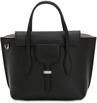 Tod's Small Leather Top Handle Bag