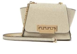 Zac Posen Eartha Mini Glitter Chain Crossbody Bag