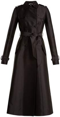 GABRIELA HEARST Cassatt silk and wool-blend trench coat