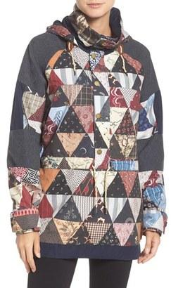 Women's Burton Cinder Waterproof Anorak Jacket $219.95 thestylecure.com