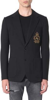 Dolce & Gabbana Jacket With Patch
