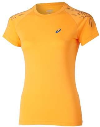 Asics Women's Tiger Stripe Running T-Shirt