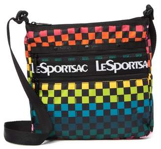 Le Sport Sac Candace North South Crossbody Bag