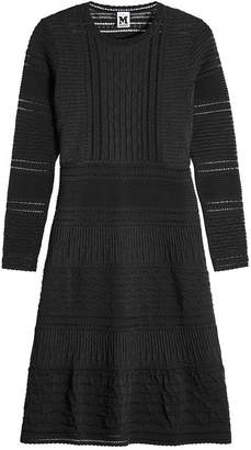 M Missoni Knit Dress with Cotton