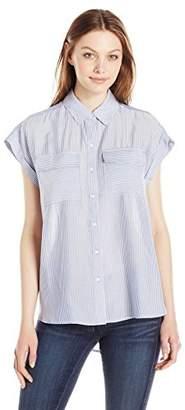 Jones New York Women's Yd Oversized Shirt