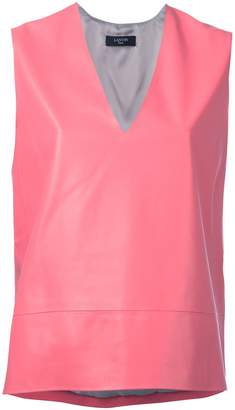 Lanvin structured top