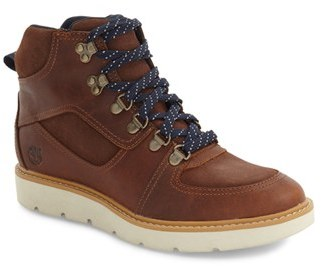 Women's Timberland 'Kenniston' Lace-Up Boot $149.95 thestylecure.com