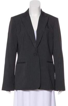 Calvin Klein Long Sleeve Peak-Lapel Blazer w/ Tags
