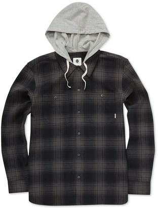 Element Men's Miller Hooded Shirt