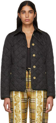 Burberry Black Frankby Jacket