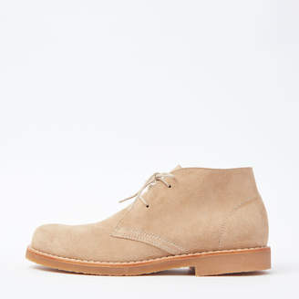 Roots Mens Chukka Boot Suede