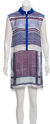 Max & Co. MAX&Co. Sleeveless Printed Dress