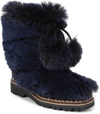 Sam Edelman Blanche Faux Fur Boot